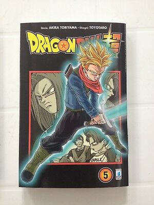 Manga Dragon Ball Super 5 Variant - Akira Toriyama -  Star Comics  Nuovo