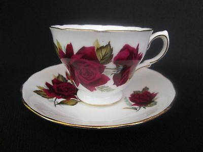 Royal Vale PTN 7978 Tea Cup and Saucer