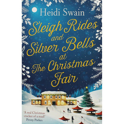 Sleigh Rides and Silver Bells at the Christmas Fair, Fiction Books, Brand New