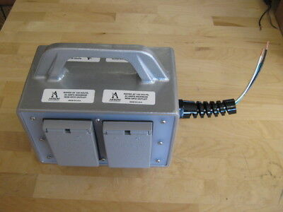 Akron Brass Electrical Junction Box for Fire Rescue (Pierce p/n 63-4450-0303)