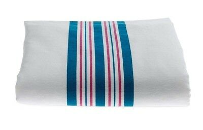 100/% Cotton 3 Colors 1 EACH Tarad Hospital Flannel Baby Blankets