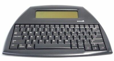 Neo 2 Alphasmart Portable Word Processor - Great For Writers - Used
