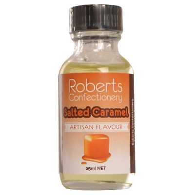 NEW Roberts Confectionery Salted Caramel Flavour By Spotlight