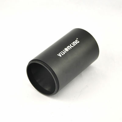 Visionking Rifle Scope Light-tight Hood Lens Sunshade fit for 44mm Hunting Sight