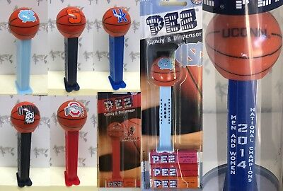 NCAA Football PEZ Not All are Available Choose Team