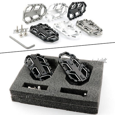 For Kawasaki Versys-x 300 2017 18 Versys650 Versys1000 CNC Front Foot peg Pedals