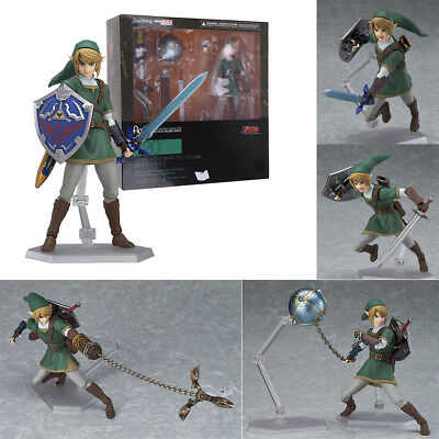 Anime The Legend of Zelda: Twilight Princess Link PVC Action Figure Toy Gift US