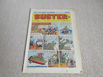BUSTER COMIC- Aug 22nd 1970, good condition-Beano