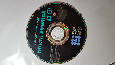 TOYOTA DVD NAVIGATION Map Europe North E1D 2016-2017 Ver.1 - EUR 22 on