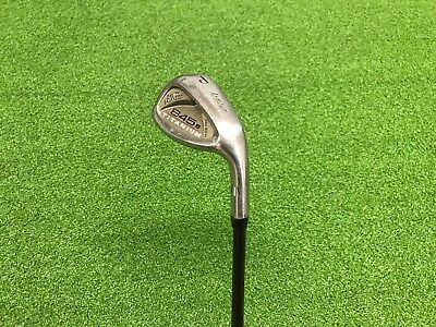 NICE Tommy Armour Golf 845s TITANIUM PITCHING WEDGE Right Graphite STIFF Used PW