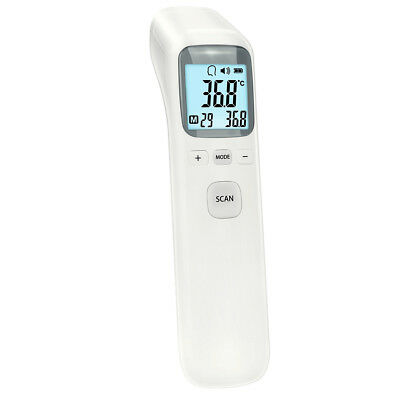 Automatic Baby Kids Adult Professional Digital Infrared Thermometer Meter Eager