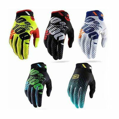 Full Finger Glove Racing Motorcycle Gloves Cycling Bicycle BMX MTB Riding MG