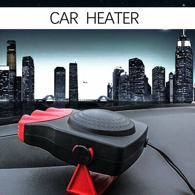 150W Car Auto Heater Air Purifier Cooler Hot Dryer Demister Warm Fan Truck AU
