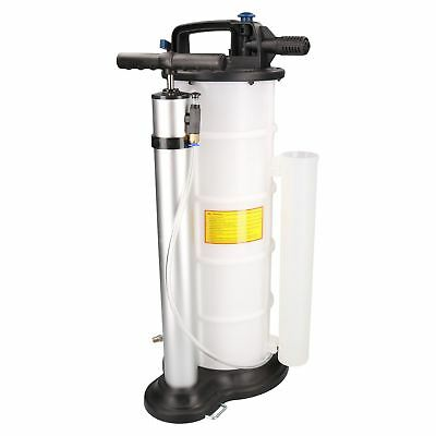 9 Litre Manual And Pneumatic Oil Suction Fluid Extractor Transfer Vacuum Pump