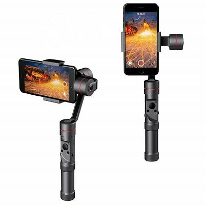 Zhiyun Smooth 3 3 Axis Handheld Gimbal Camera Mount for iPhone Samsung with Case