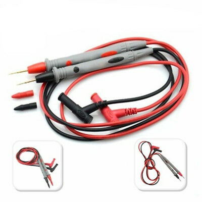 Universal Digital Multimeter Meter Test Lead Probe Wire Pen Cable Silicone Hot
