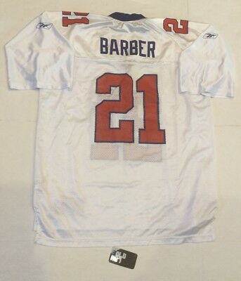 sports shoes c42b9 d59e6 VNDS VTG TIKI Barber New York Giants jersey XL Alternate Blue and White Red  NFL
