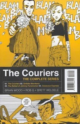 Couriers: The Complete Series 9781607066415