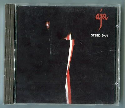 Aja CD A STEELY DAN West Germany Rock # 250 449-2 early 80's Press - no barcode