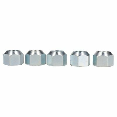 "5/8"" UNF Conical Wheel Nuts Nut Pack of 10 for Trailer Caravan Suspension Hub"