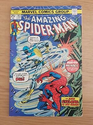 Amazing Spiderman #143 Marvel Comics - Bagged and Boarded E2