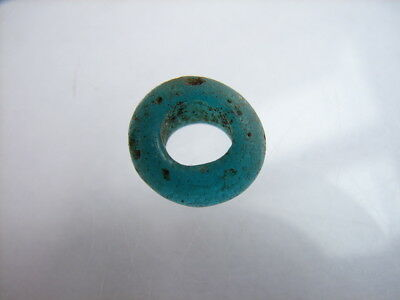 1 Ancient Celtic Glass Bead Celts VERY RARE!  TOP !!