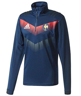 adidas France Rugby Training Top