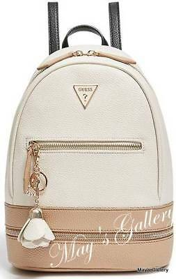 2a9e3cc519 Guess Handbag Purse Wallet Tote Hand Shoulder Backpack Bag School pack NWT