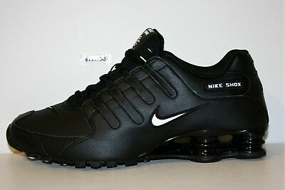 available professional sale look for AUTHENTIQUE NIKE SHOX NZ Noir Blanc 501524 091 Chaussures Course ...