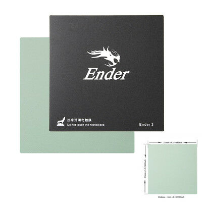 Upgrade Removable Print Bed With Sticker For Creality Ender 3(Pro) 3D Printer
