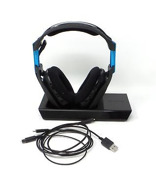Astro A50 Wireless Gaming Headset PS4 Plasystation 4 PC Black 3AS52-AGW9N-510