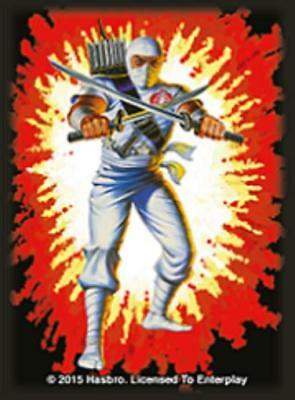 Max Protection Card Protection ShuffleTech - G.I. Joe, Storm Shadow (50) MINT