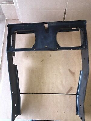 John Deere 425 445 455 Lawn Tractor Front Hood And Headlight Support!