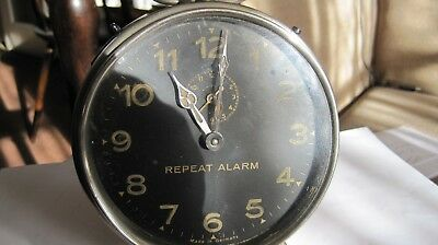 Old German Repeating Allarm Clock