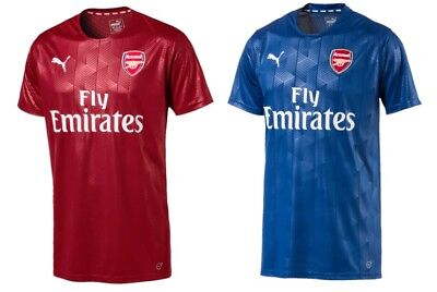 Arsenal FC  Official Puma Men's Stadium Jersey 2 Colours