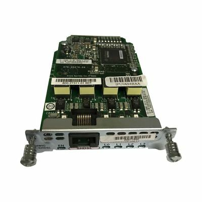 CISCO HWIC-4SHDSL with IMA support