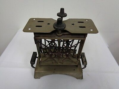 Vintage rare Star electric toaster