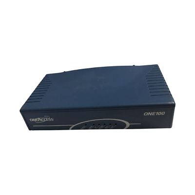 OneAccess - Multi-service routers ONE100-2B AE/a SWITCH