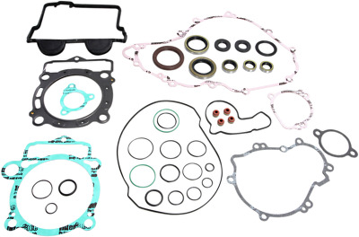 MOOSE 0934-5370 Complete Gasket Kit with Oil Seals