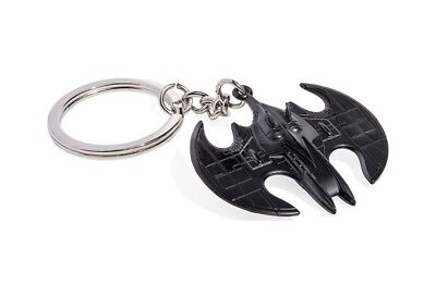 Batman Batwing Metal Key Chain Stealth Edition Loot Crate Exclusive New Keychain