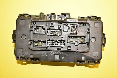 pre 05 sl500 fuse box 2002-2005 honda civic si engine bay fuse box relay oem mt ... 05 civic fuse box