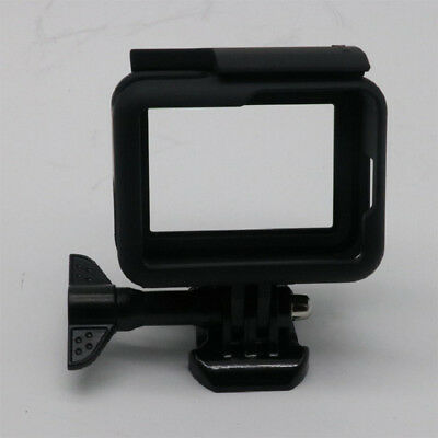 For Gopro Hero 7-6-5 Camera Accessories Protective Frame Case Cover +Lens Cap