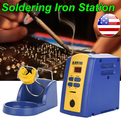 FX-951 110V 75W Power Iron Frequency Change Desolder Welding Soldering Station