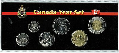 2017 Canadian P/L BU Commemorative 150TH Anniversary of Federation 6 Coin Set!