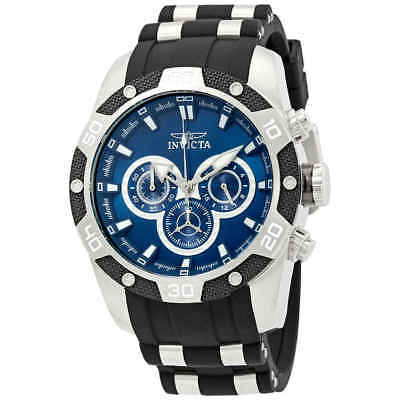 Invicta Speedway Chronograph Blue Dial Men's Watch 25833