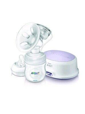 Philips AVENT Natural Comfort Single Electric Breast Pump - Brand New