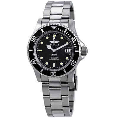 Invicta Pro Diver Black Dial Stainless Steel 40 mm Men's Watch 26970
