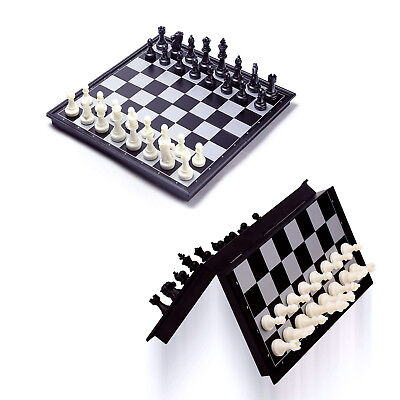 Magnetic Travel Chess With folding Board Educational Toys for Kids and Adults