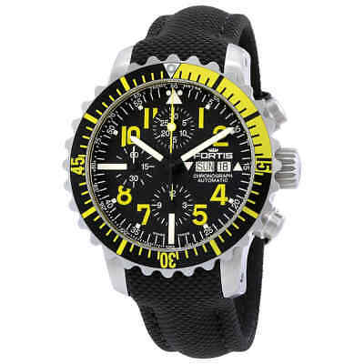 FORTIS MARINEMASTER CHRONOGRAPH Automatic Men s Watch 671.24.14 LP ... 6944f091fb8