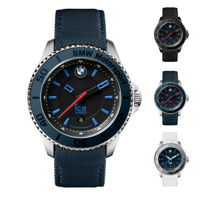 Ice-Watch BMW Motorsport Men's Watch - Choose color & Size